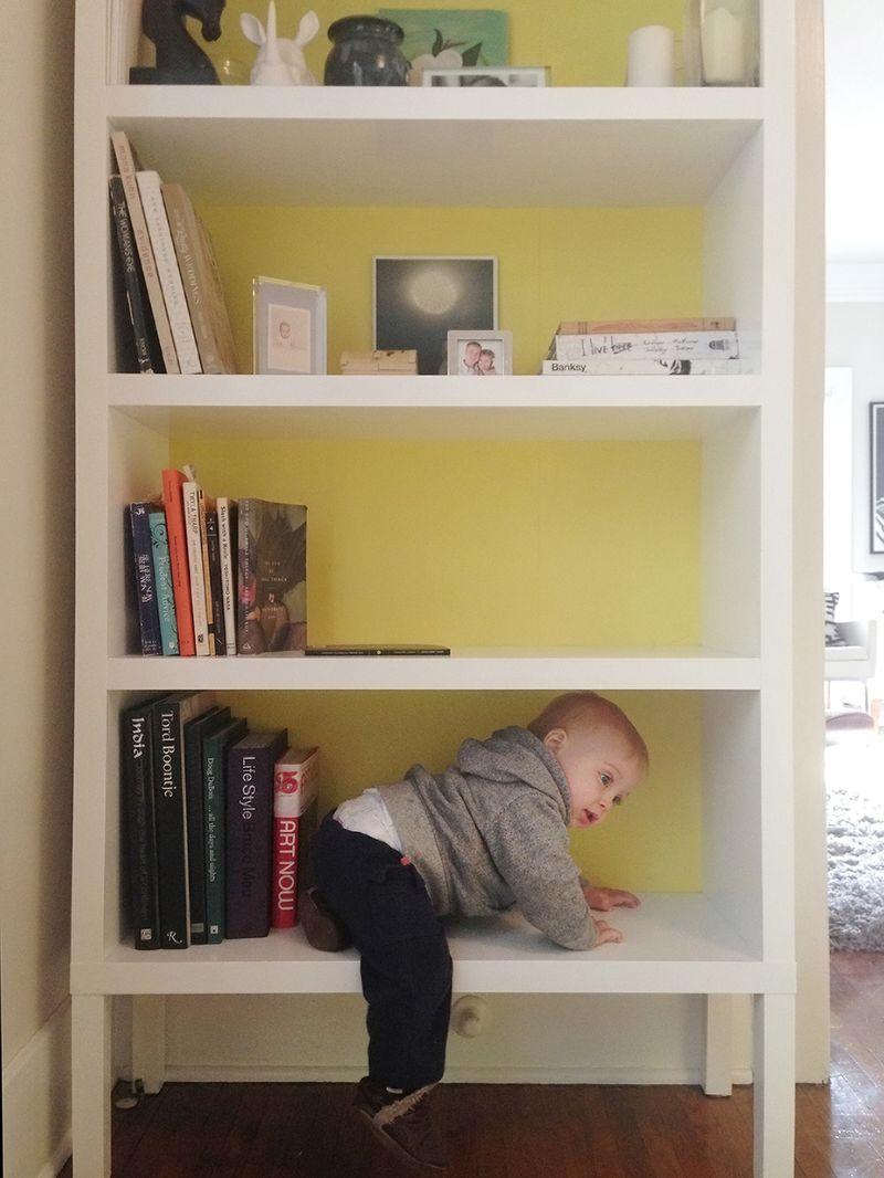 Keats bookshelf 1